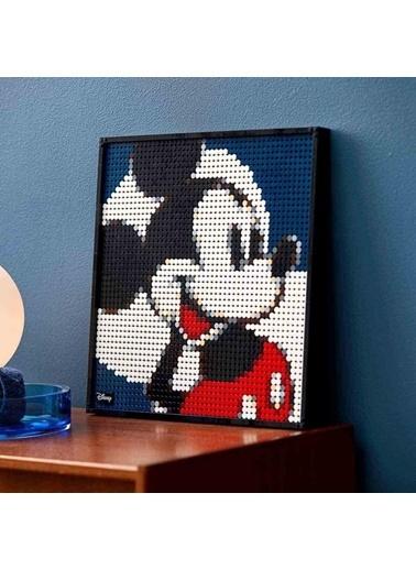 Lego Lego Art 31202 Disney#S Mickey Mouse Renkli